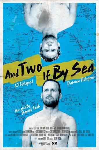And Two If by Sea: The Hobgood Brothers Poster