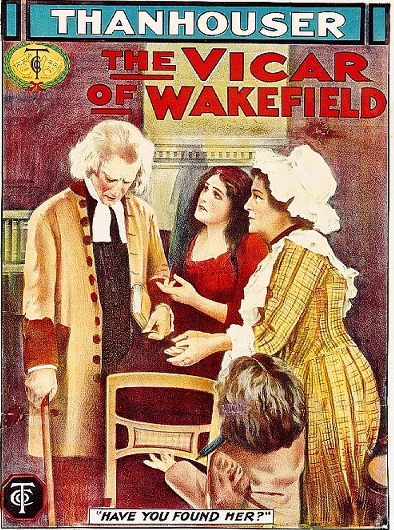 The Vicar of Wakefield Poster