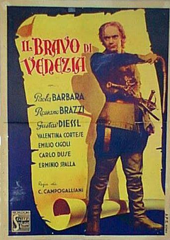Il bravo di Venezia Poster