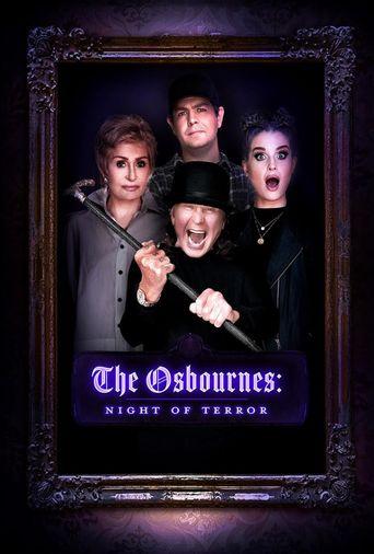 The Osbournes: Night of Terror Poster