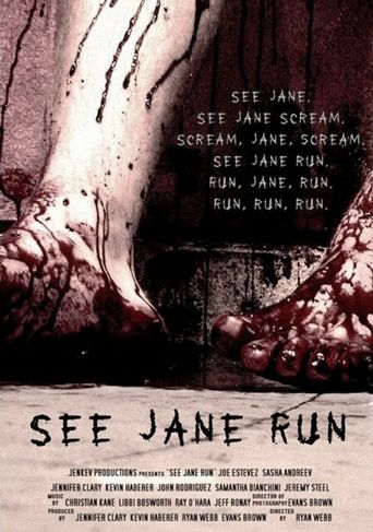 See Jane Run Poster