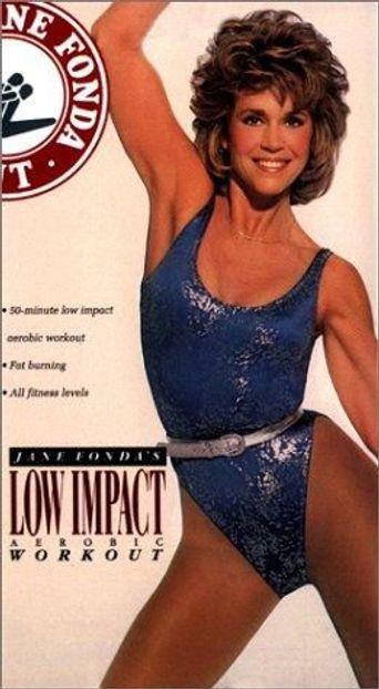 Low Impact Aerobic Workout Poster