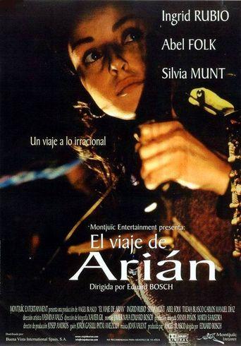 El viaje de Arián Poster