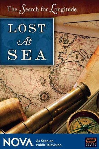 Lost at Sea: The Search for Longitude Poster