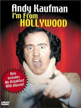 I'm from Hollywood Poster
