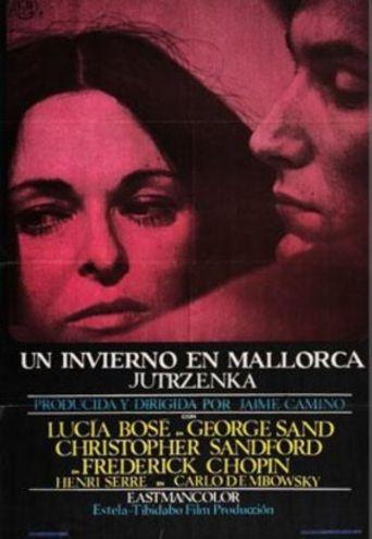 A Winter in Mallorca Poster
