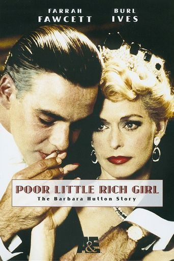 Poor Little Rich Girl: The Barbara Hutton Story Poster