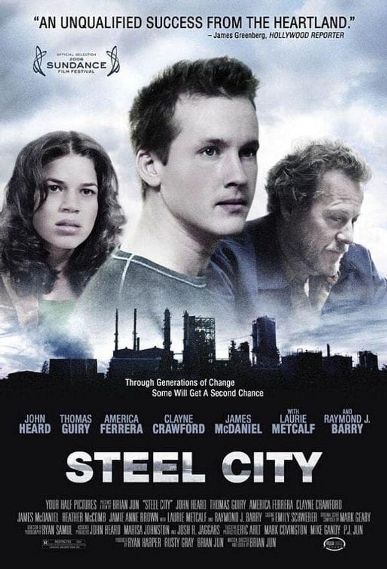 Steel City Poster