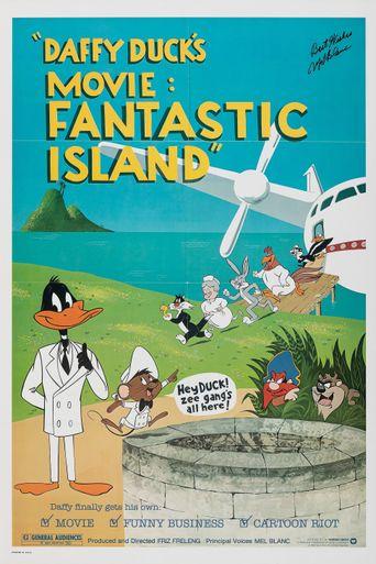 Daffy Duck's Movie: Fantastic Island Poster