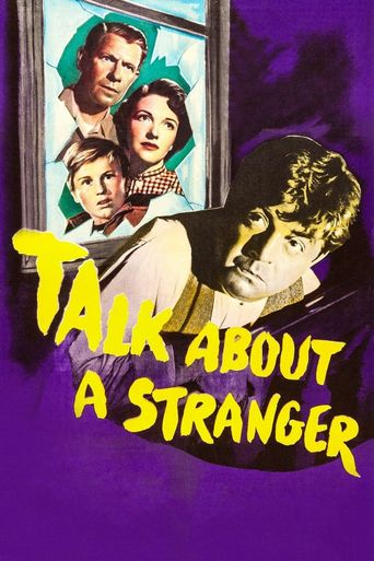 Talk About a Stranger Poster