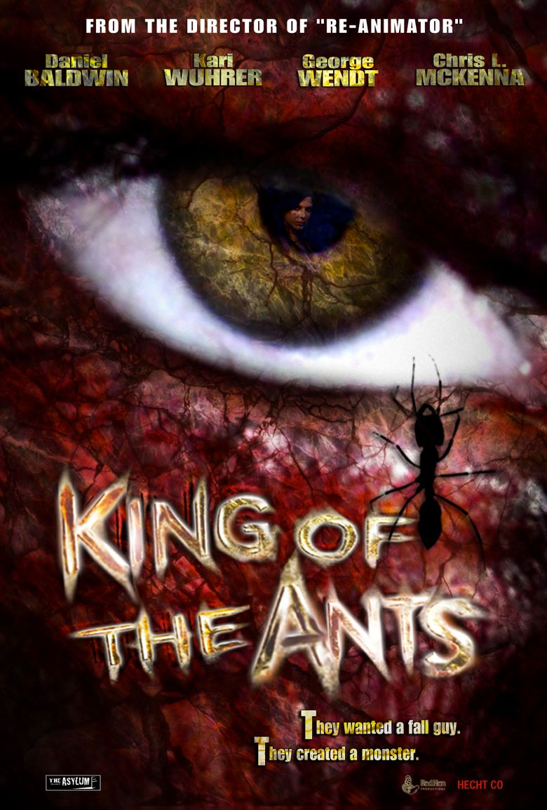 King of the Ants Poster