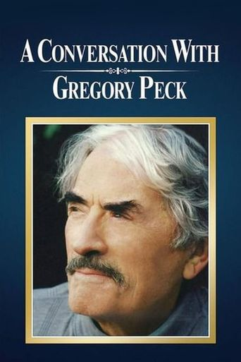 A Conversation with Gregory Peck Poster