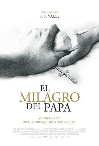 El milagro del Papa Poster