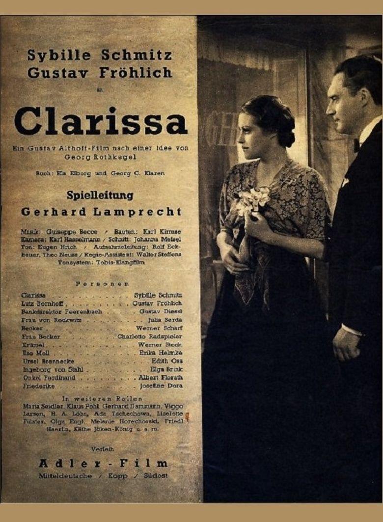 Clarissa Poster