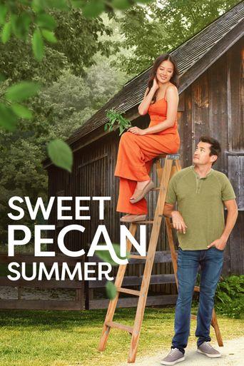 Sweet Pecan Summer Poster