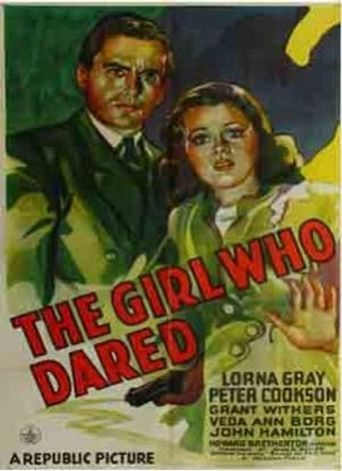 The Girl Who Dared Poster