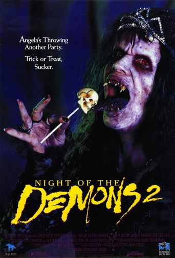Night of the Demons 2 Poster