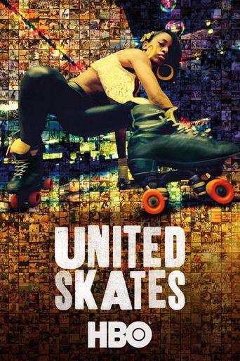 United Skates Poster
