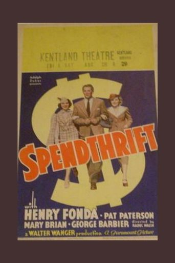 Spendthrift Poster