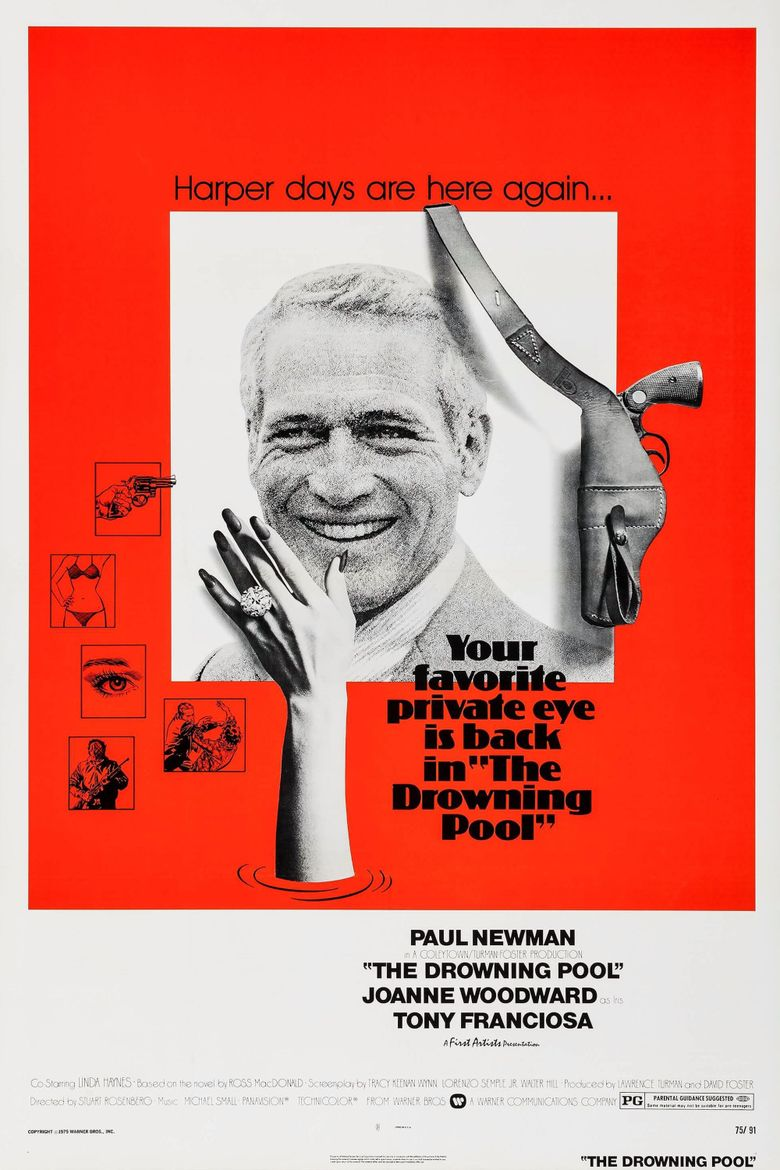 The Drowning Pool Poster