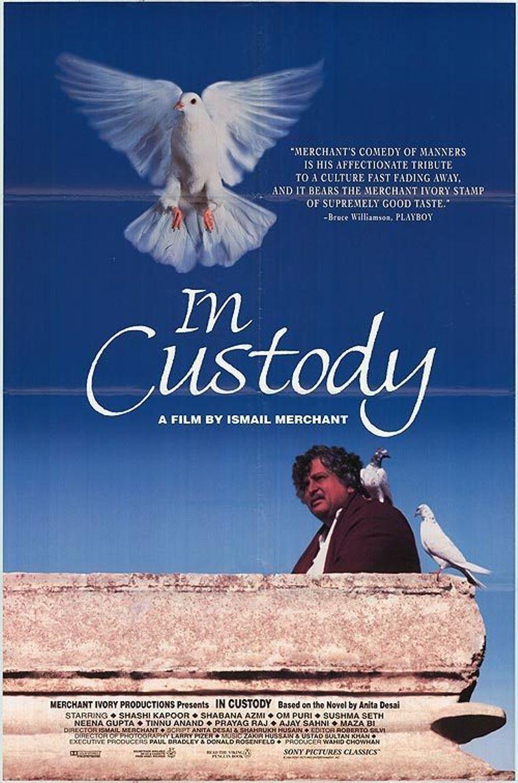 In Custody Poster