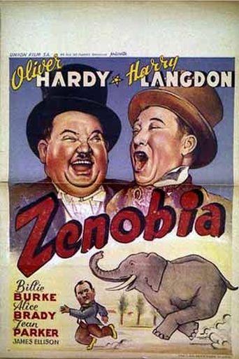 Zenobia Poster