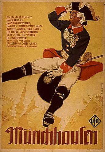 Münchhausen Poster