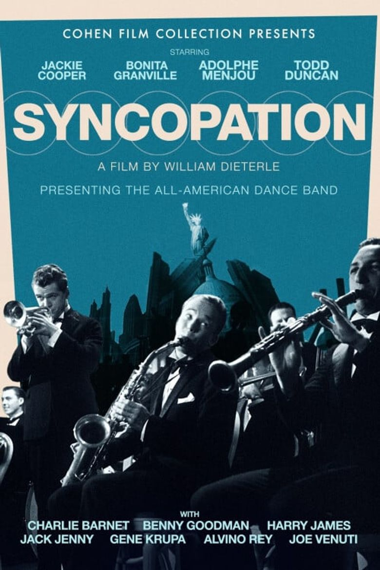 Syncopation Poster