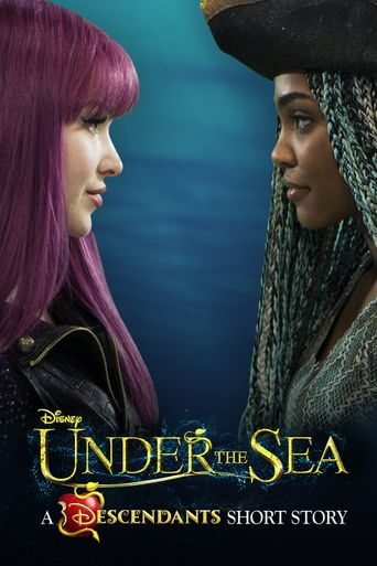 Under the Sea: A Descendants Story Poster