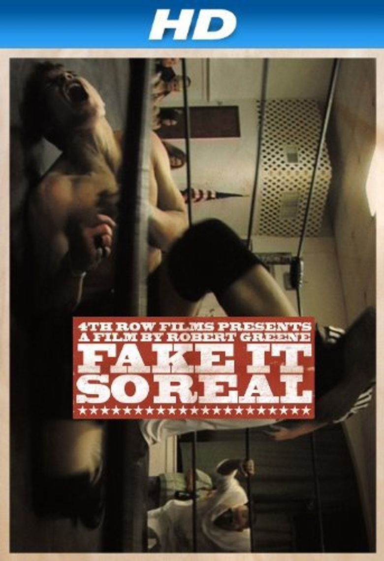 Fake It So Real Poster