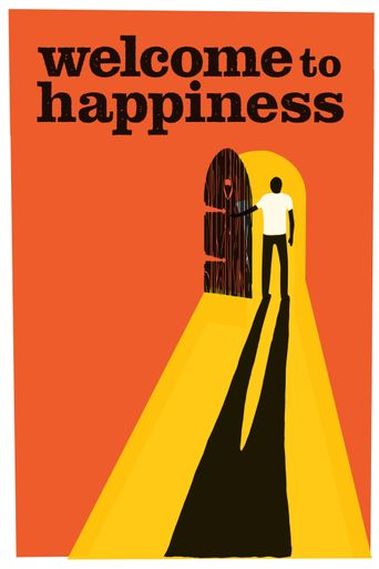 Welcome to Happiness Poster