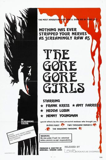 Watch The Gore Gore Girls