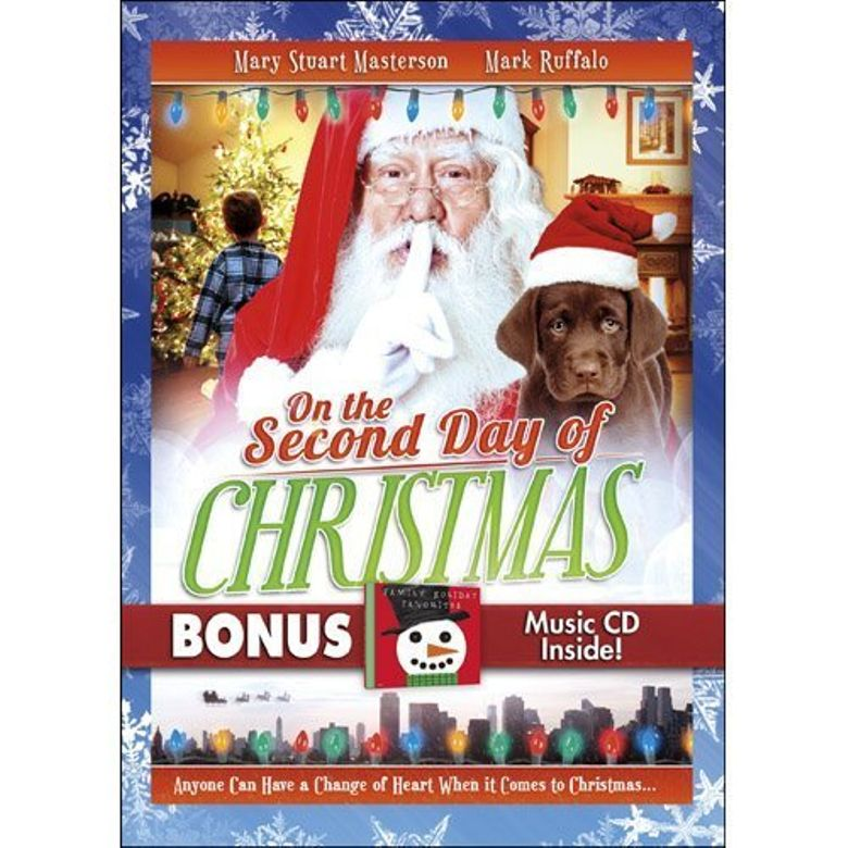 On The Second Day Of Christmas Poster