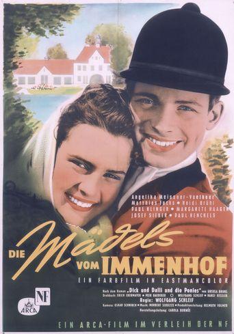 Die Mädels vom Immenhof Poster