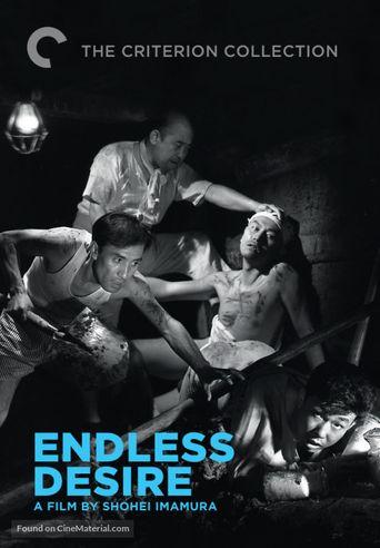 Endless Desire Poster