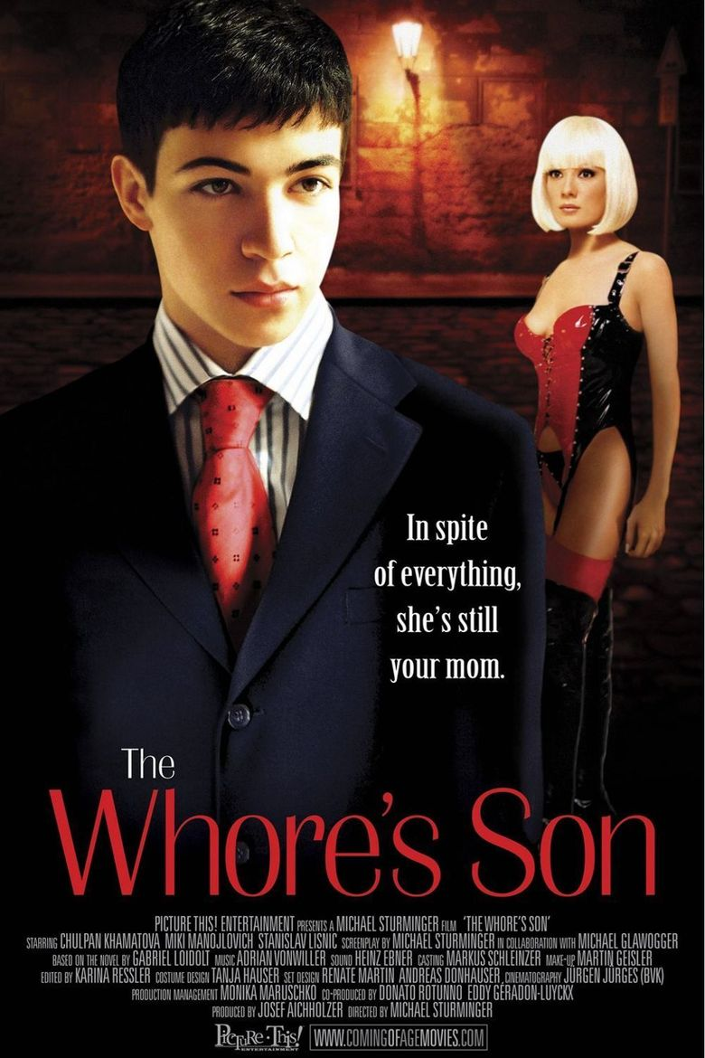The Whore's Son Poster