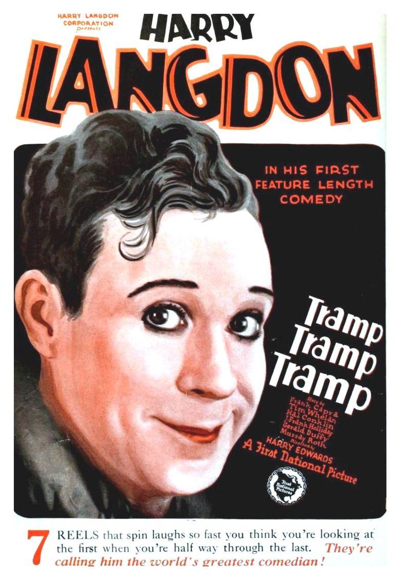 Tramp, Tramp, Tramp Poster