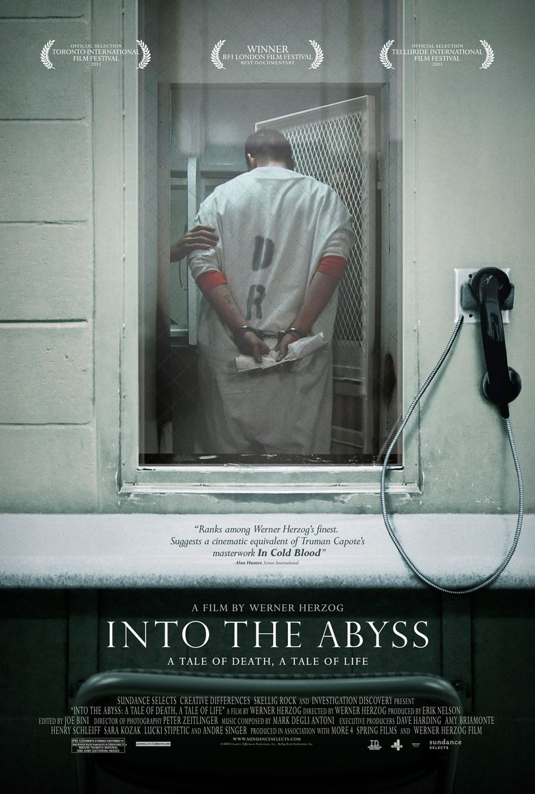 Into the Abyss - A Tale of Death, a Tale of Life Poster