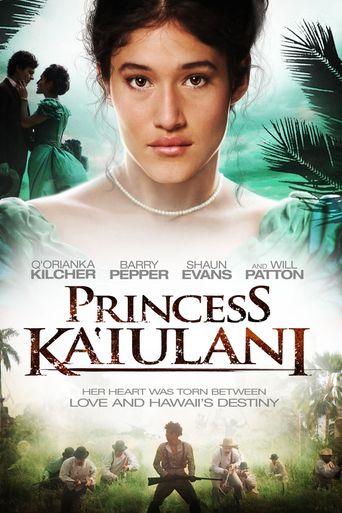 Princess Ka'iulani Poster