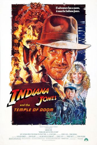 Watch Indiana Jones and the Temple of Doom