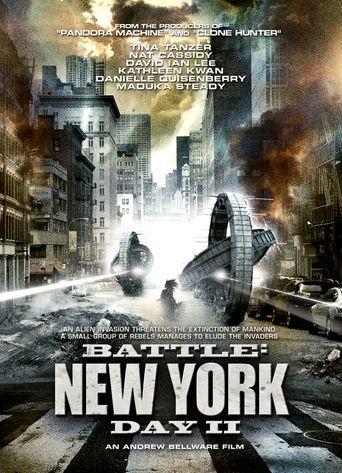 Battle: New York, Day 2 Poster