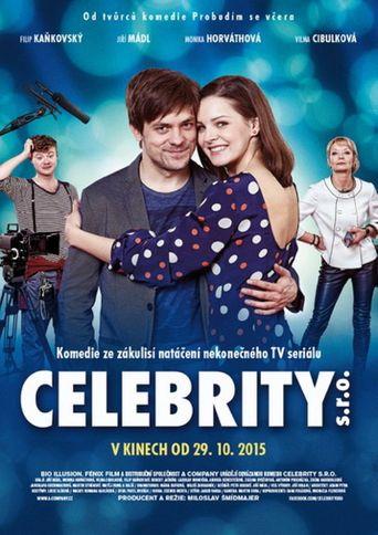 Celebrity Ltd. Poster