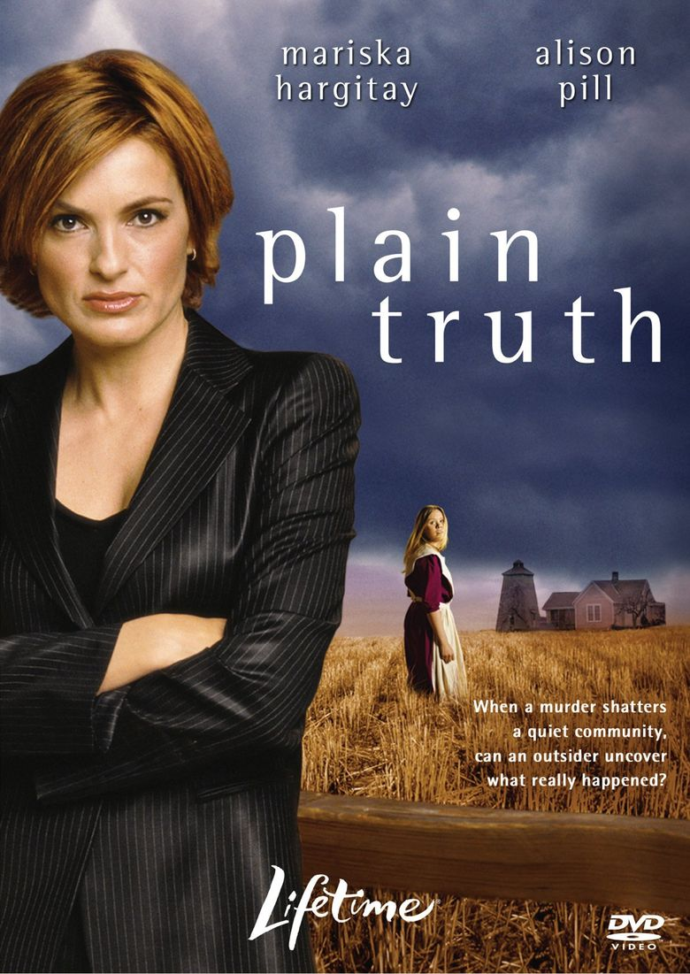 Plain Truth Poster