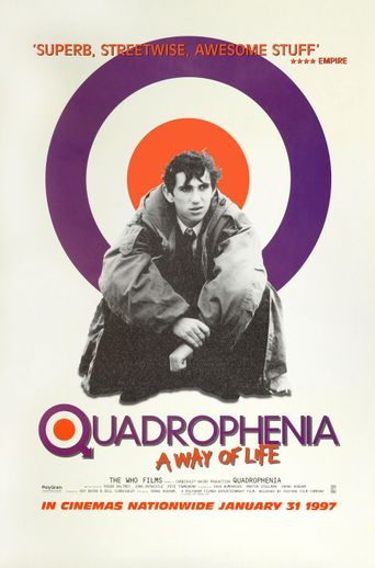 Watch Quadrophenia
