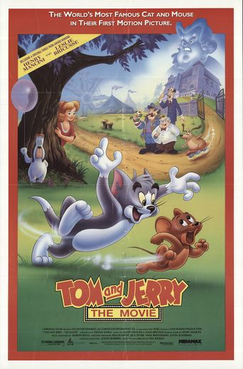 Tom and Jerry: The Movie Poster