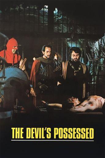 Devil's Possessed Poster