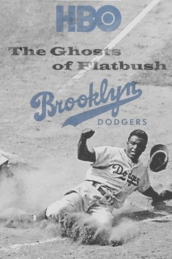 Brooklyn Dodgers: The Ghosts of Flatbush Poster