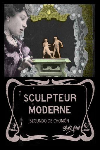Modern Sculptors Poster