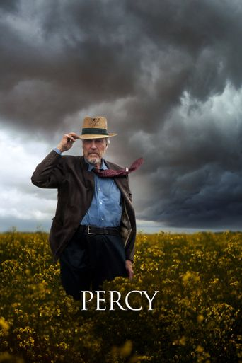 Percy Poster