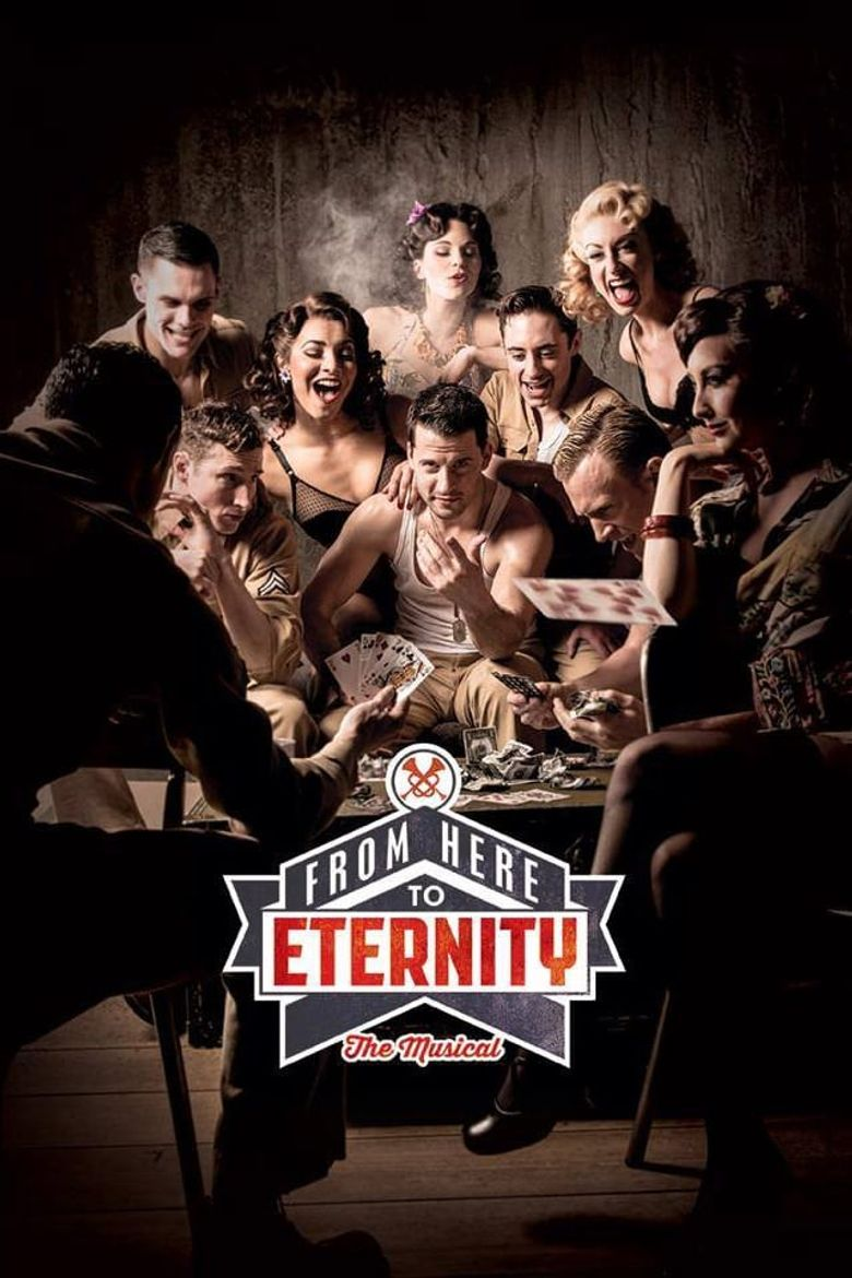 From Here to Eternity: The Musical Poster